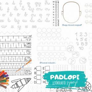 Iskola előkészítő Padlopi