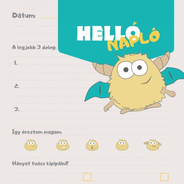 Hello Napló Gyerekeknek Interaktív